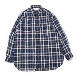 UTILITY SHIRTS COMFORT FIT ORGANIC HOUSE CHECK