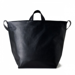 LE16 / COW KIP LEATHER SHOULDER TOTE L