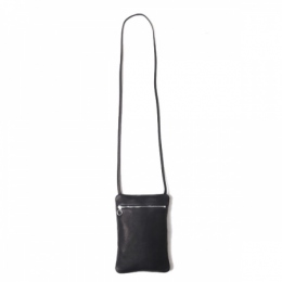DA07 / DEER LEATHER FLAT POUCH SHOULDER type B