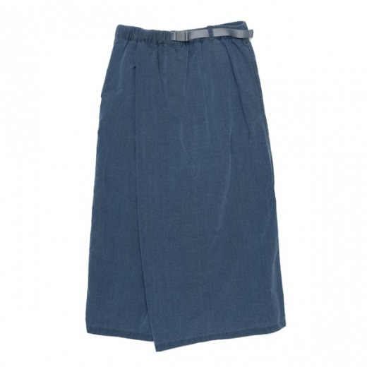 Indigo Mountain Wrap Culotte