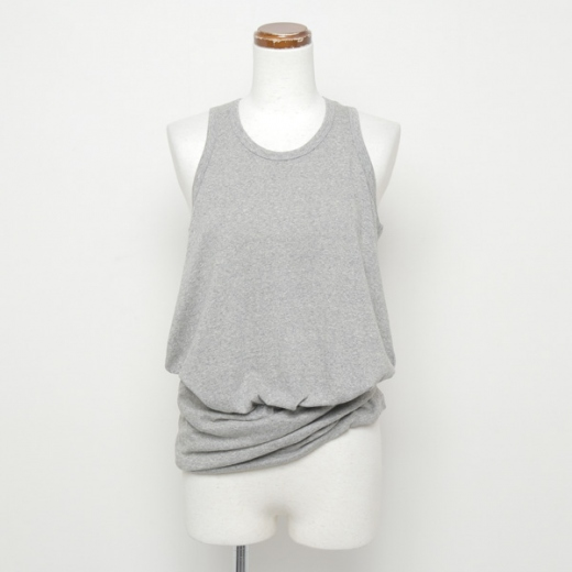 SUPIMA COTTON GATHER TANK