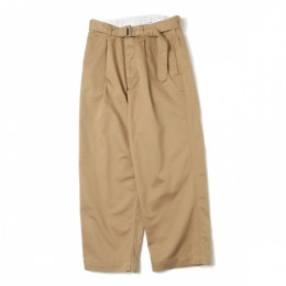 Chino Belted Pants