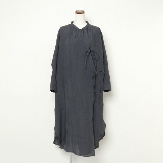 WASHER LINEN STACK GOWN