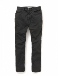DWL 4P JEANS TAPERED FIT C/P PIQUE ST. OVERDYED