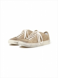 DWELLER TRAINER LOW COW SUEDE