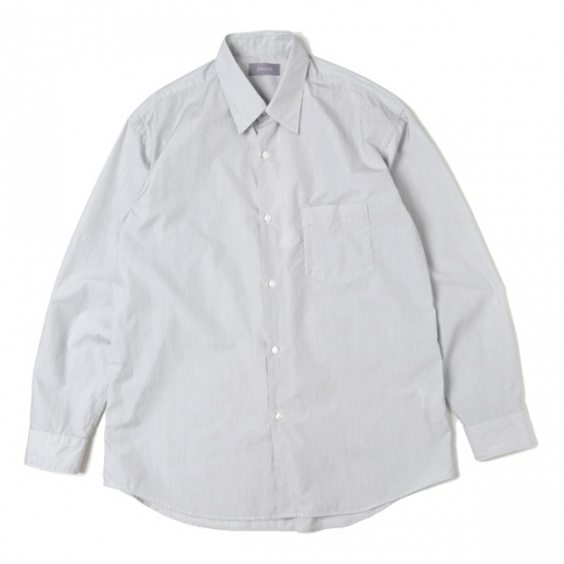 REGULAR COLLAR L/S SHIRT B