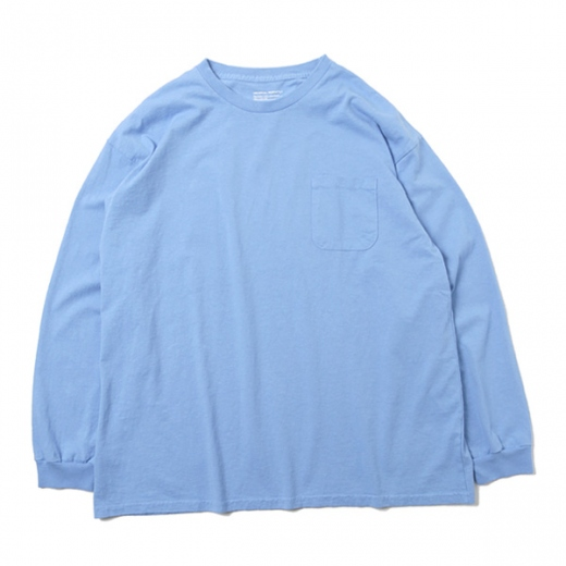 HEAVY WEIGHT L/S TEE