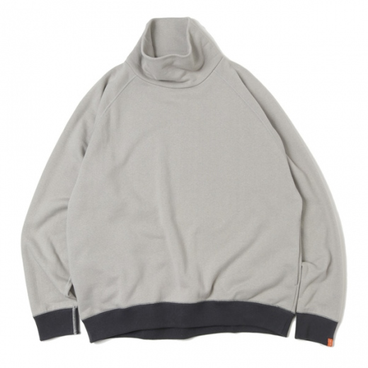 LOOPWHEELER for GP Hi-Neck Sweat