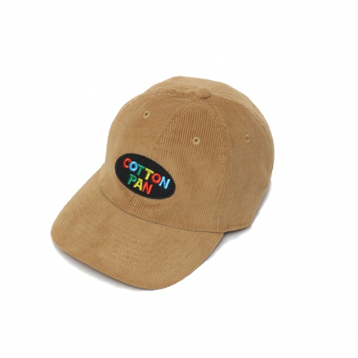 COTTON PAN ロゴ CAP