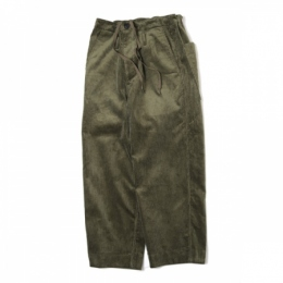 8WELL CORD WORK PANTS