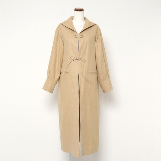MAHONIA LONG SHIRTS COAT