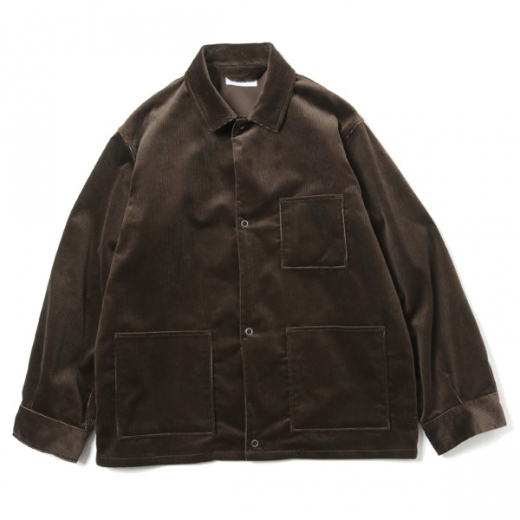 9WALE CORDUROY COVERALL