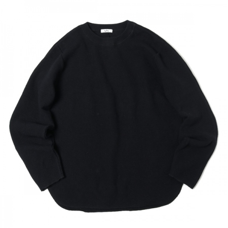 NEW WAFFLE KNIT - TWO FACE -