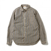 Wind Regular Collar Shirt(STRIPE)