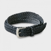 LEATHER MESH BELT
