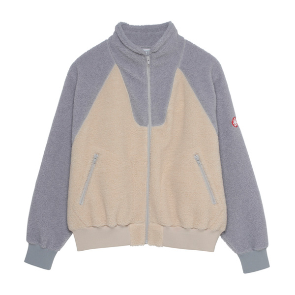 HEAVY FLEECE ZIP UP