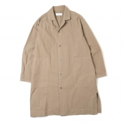 SHIRTS COAT COTTON CHAMBRAY