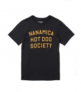 nanamica Loopwheel COOLMAX Graphic Tee