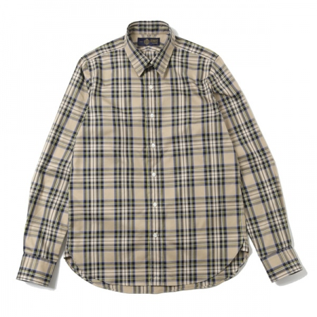CRST Plaid Shirt