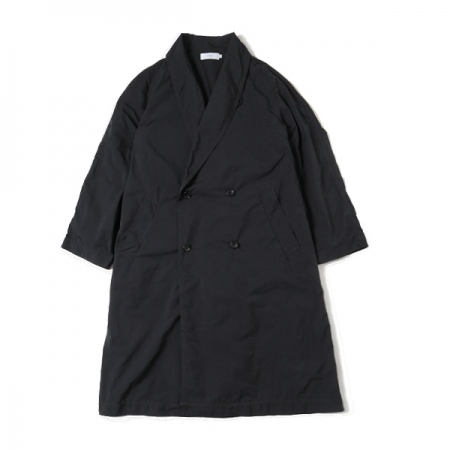 Garment Dyed Shop Coat