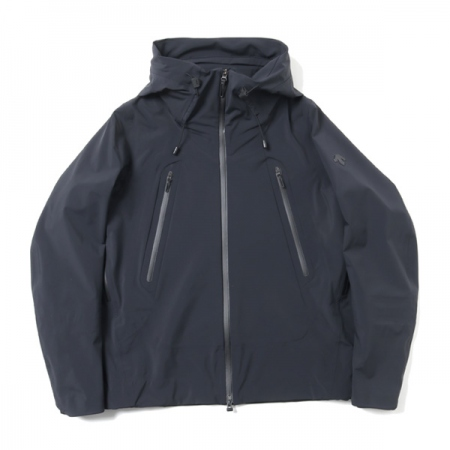"HARD SHELL JACKET ""CREAS"""