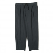 2-TUCK TAPERED WIDE PANTS