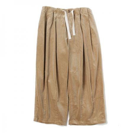 BALLOON CORDUROY EZ PANTS