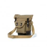Nylon Polyester Canvas Shoulder Bag with HORWEEN