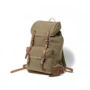 Nylon Polyester Canvas Backpack 29L with HORWEEN