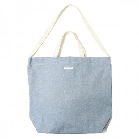 Carry All Tote - Upcycled Denim