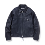 RIDER JACKET COW LEATHER