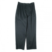 2-TUCK WIDE CHINO PANTS