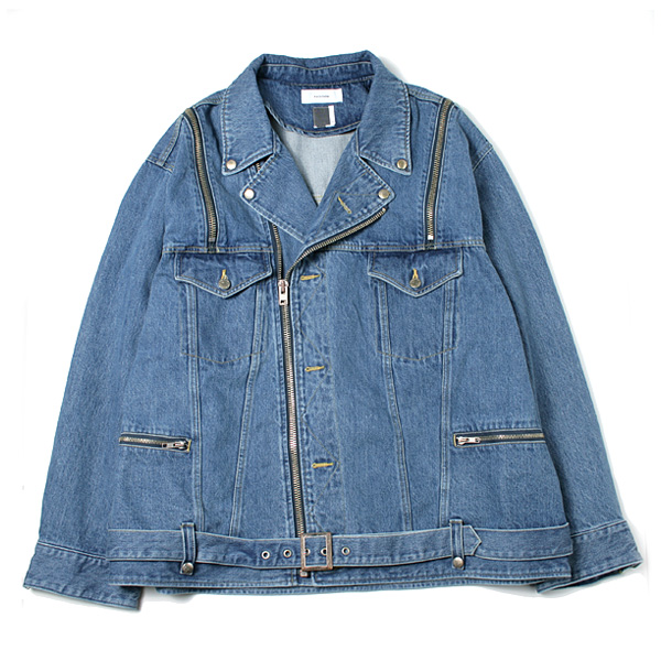 BIG DENIM RADING JACKET