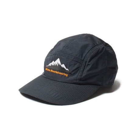 MOUNTAIN LOGO EMBROIDERED JET CAP