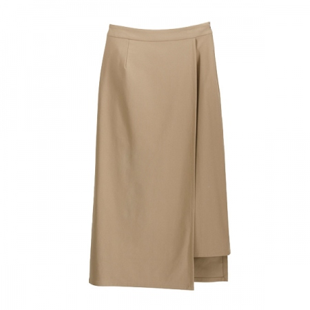Meryl Nylon Wrap Skirt