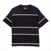 CONTRASTED BORDER T-SHIRT