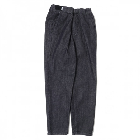 Colorfast Denim Slim Chef Pants