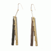 Split earrings