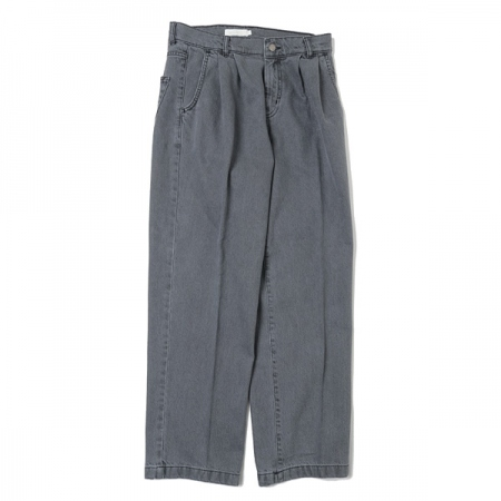 BIG JEANS(GRAY WASH)