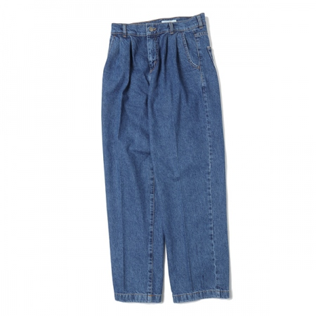BIG JEANS(WASHED BLUE)