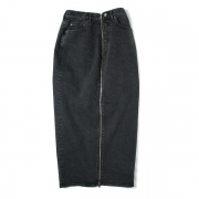 ZIP DENIM SKIRT (TYPE-B)