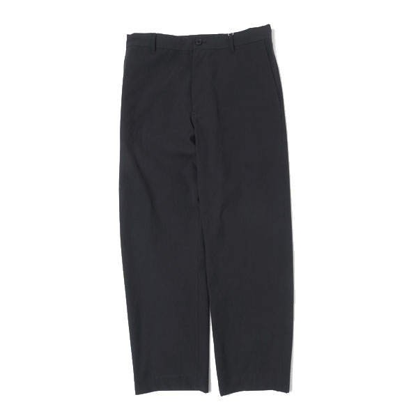 HIGH TWIST COTTON EASY SLACKS