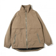 GOLF JACKET PEACH FACE WEATHER CLOTH
