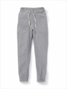 DWELLER EASY RIB PANTS COTTON SWEAT