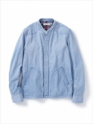 COACH SHIRT COTTON 7.5oz DENIM VW
