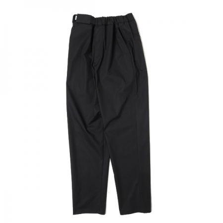 Stretch Typewriter Slim Chef Pants