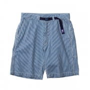 Hickory Stripe Field Shorts