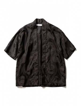 ORIENTAL DRAGON HAORI SHIRT