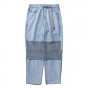 Broken Twill Denim Pants