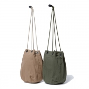 Cotton Twill Drawstring Bag SMALL